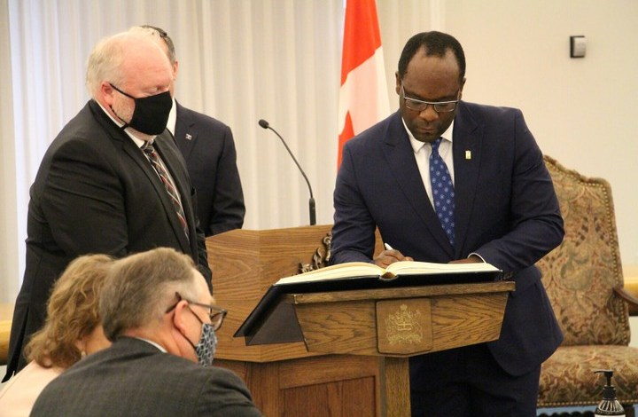 Nigeria man Appointed Justice Minister in Canada